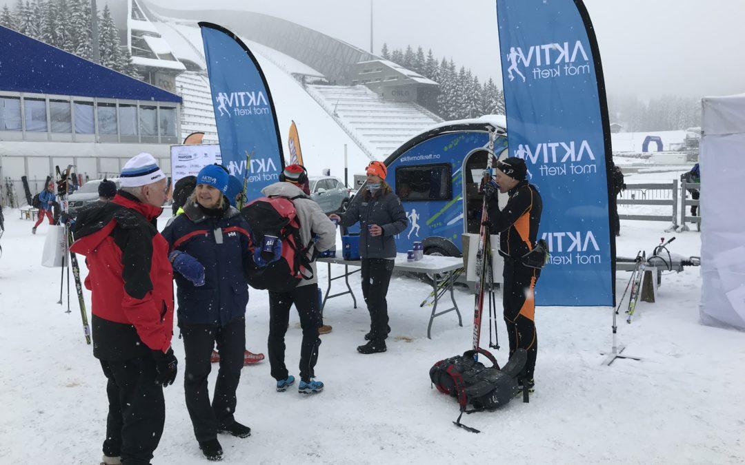 Holmenkollmarsjen 2018
