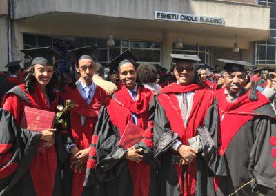 Graduation av de første onkologene!