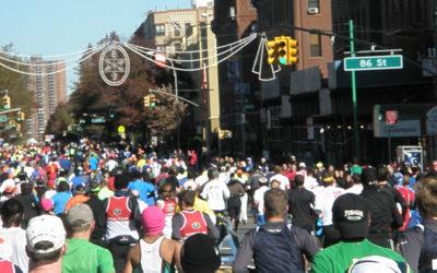 Løp NYC Marathon for en god sak