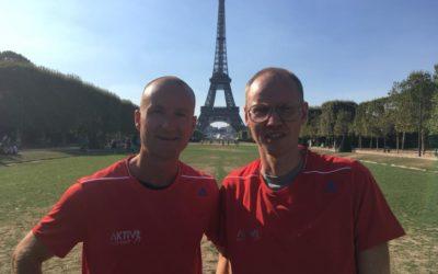 Paris – Moskva: en historisk løpetur