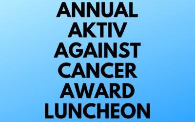 5th Annual AKTIV Against Cancer Award