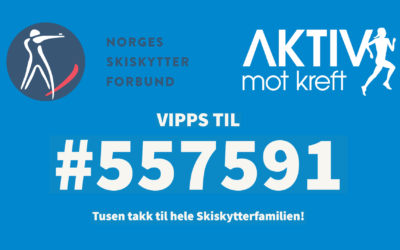Aktiv mot kreft og Norges Skiskytterforbund inngår nytt samarbeid!
