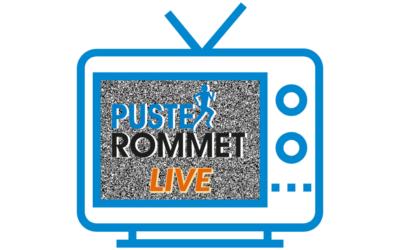 PUSTEROMMET LIVE!